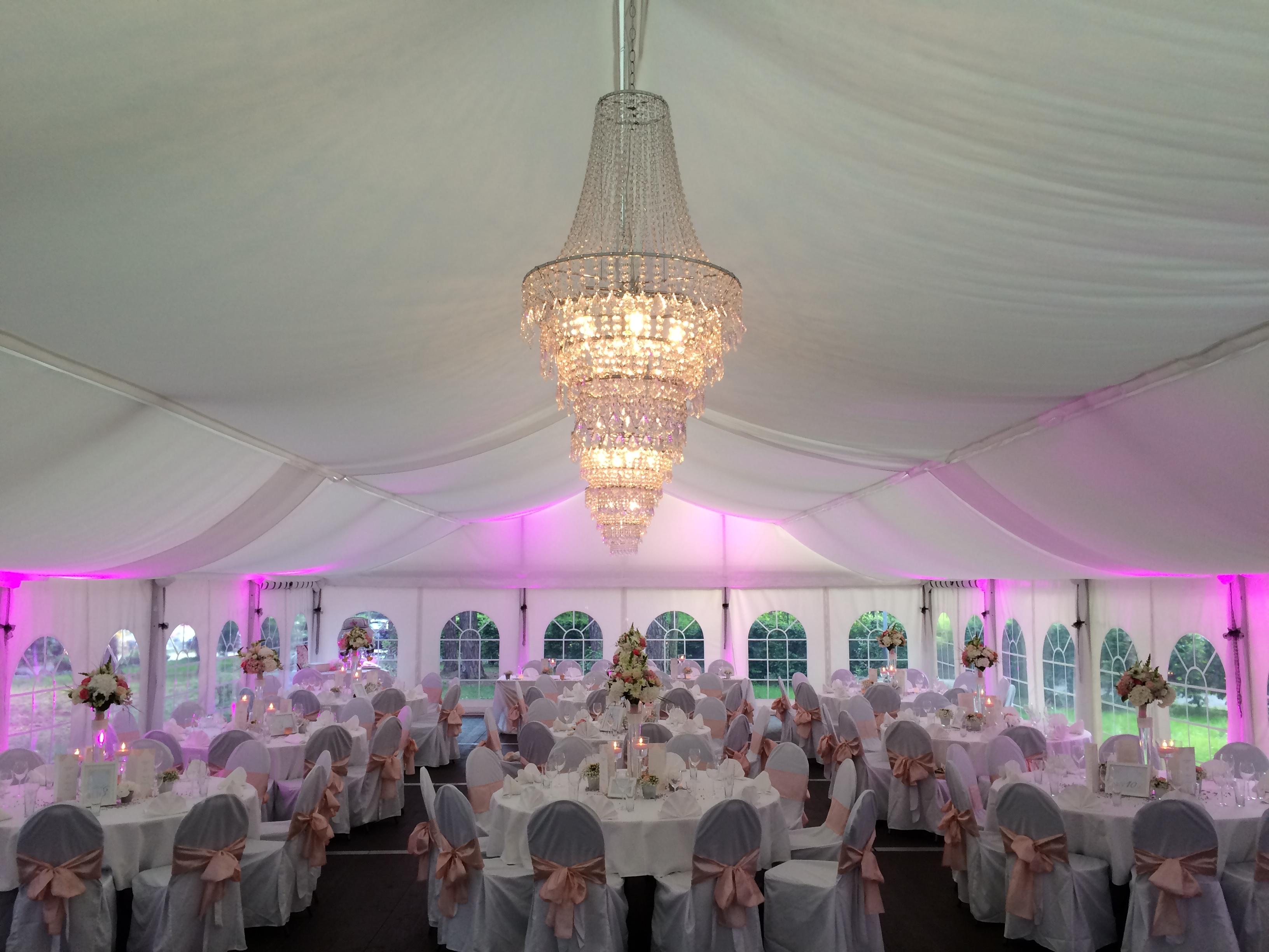 Gala- und Hochzeitsdinner