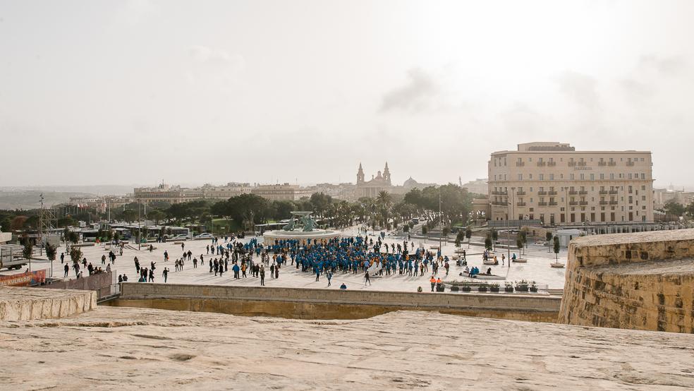 Flashmob Malta