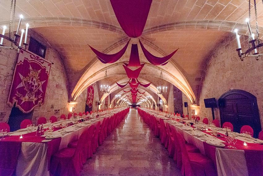 Valletta Themedinner